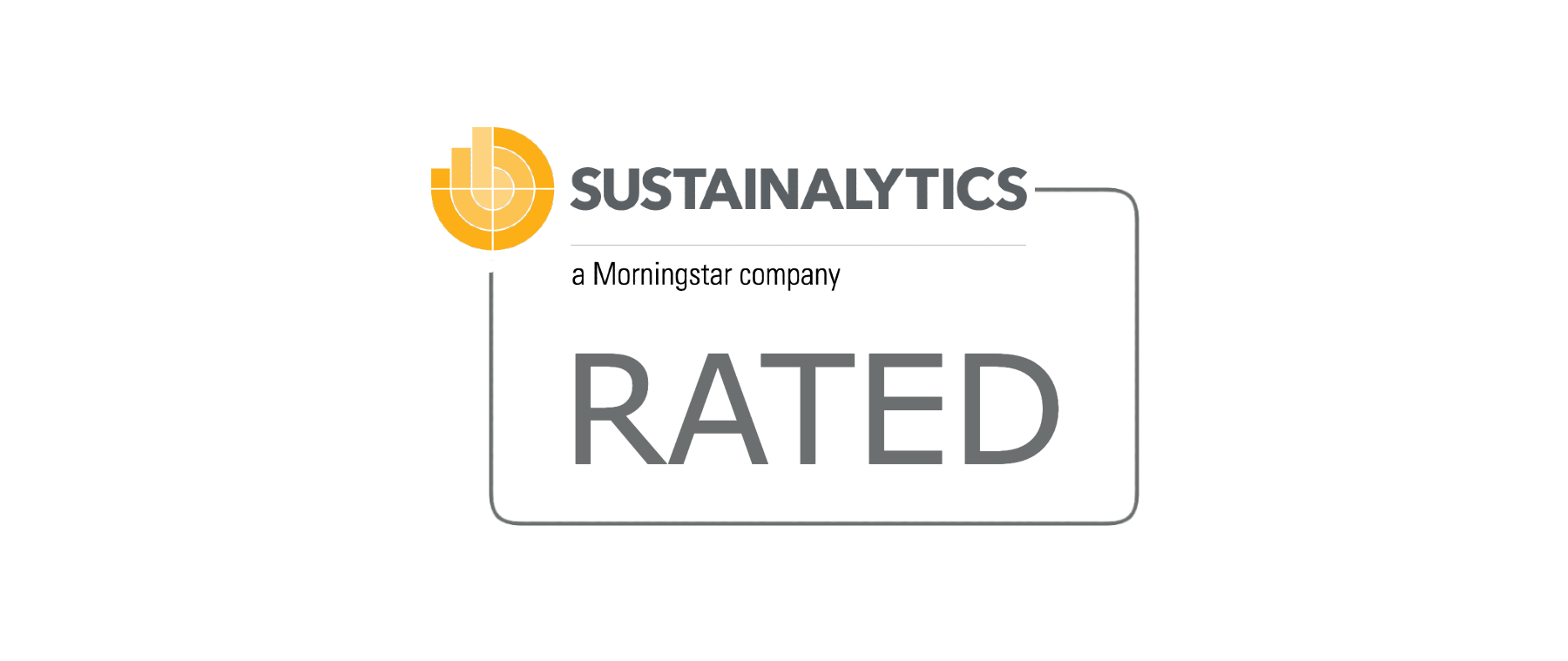 Logo of Sustainalytics Ranking